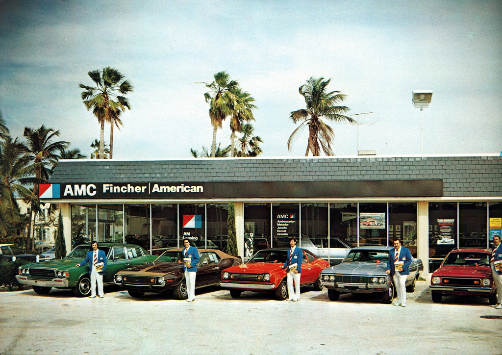 Amc dealerships for Planet motors in west palm beach