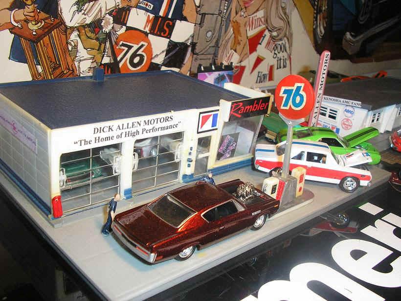 Amc Miniature Dealership