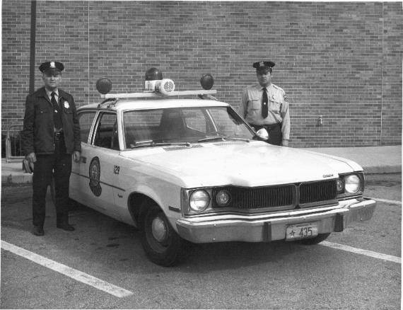 Amc Matador Police Cars Milwaukee Jpg 45290 Bytes