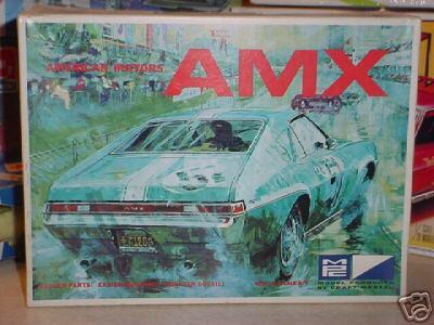 nouveautés  AMT Moebius & Revell et autres..... - Page 3 Amc-amx-nurburgring-model-MPC