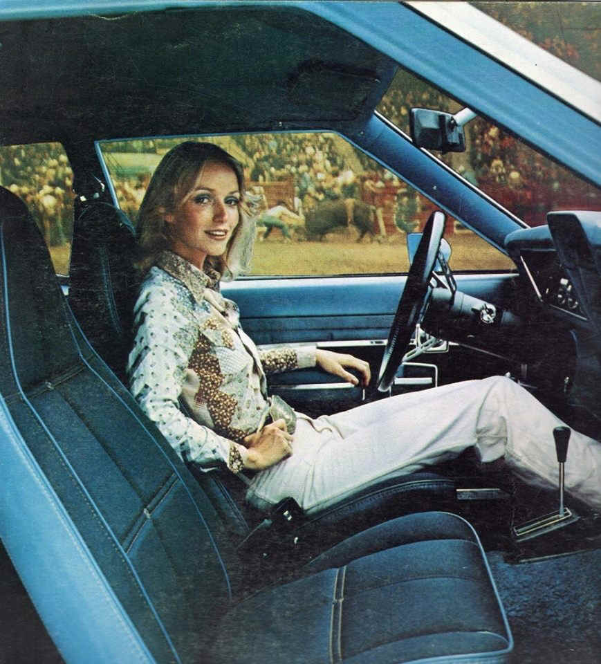 Here S What Cars Will Look Like In 30 Years: Levi's Edition: 1978 AMC Gremlin