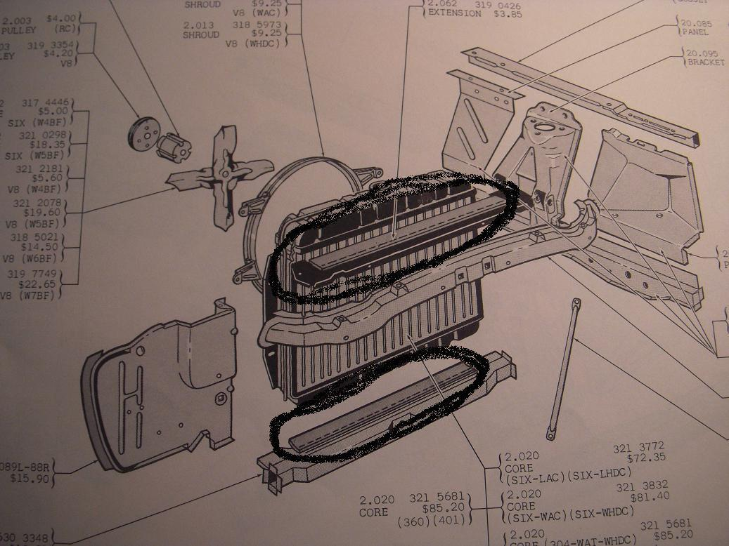 Amc Parts Gremlin Wiring Diagram 1999 400 Shipping In Us Canada Overseas Contact Me