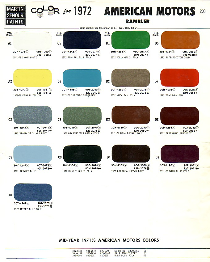 dupont automotive paint color codes car interior design. Black Bedroom Furniture Sets. Home Design Ideas