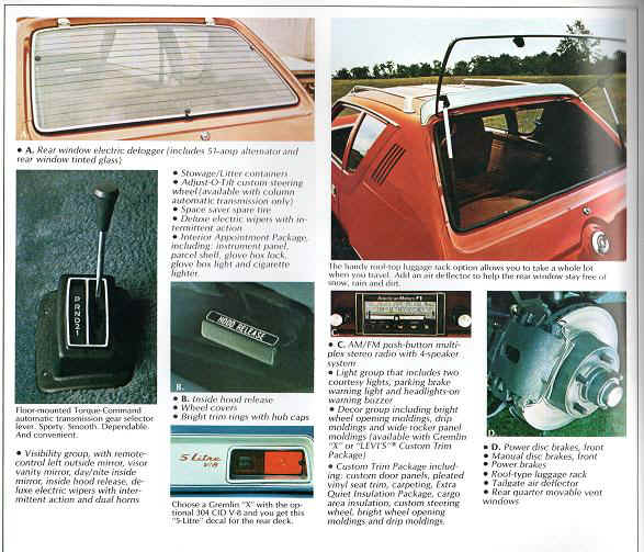 1974 amc gremlin parts engine wiring diagram images. Black Bedroom Furniture Sets. Home Design Ideas