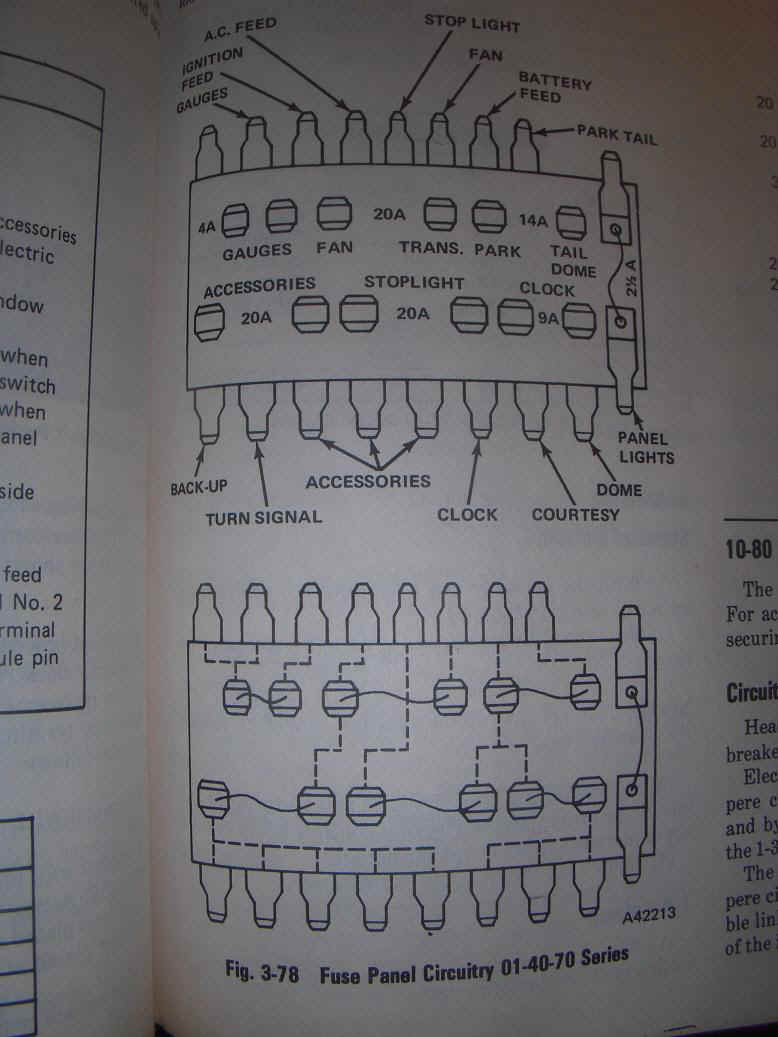 1965 Ford Mustang Fuse Box Diagram Wiring Schematic Library Amc Production Figures Technical 1968 Javelin Tachometer