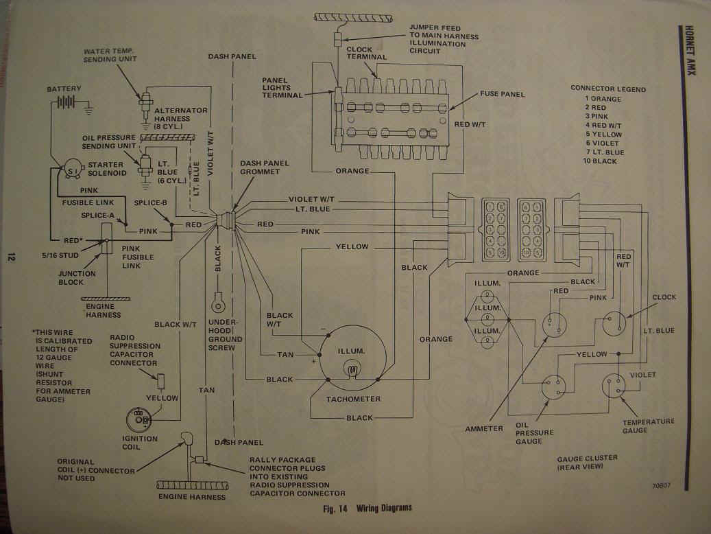 1969 Amx Wiring Diagram Opinions About Wiring Diagram \u2022 1963 Dodge  Dart Wiring-Diagram 1968 Amx Tachometer Wiring Diagram