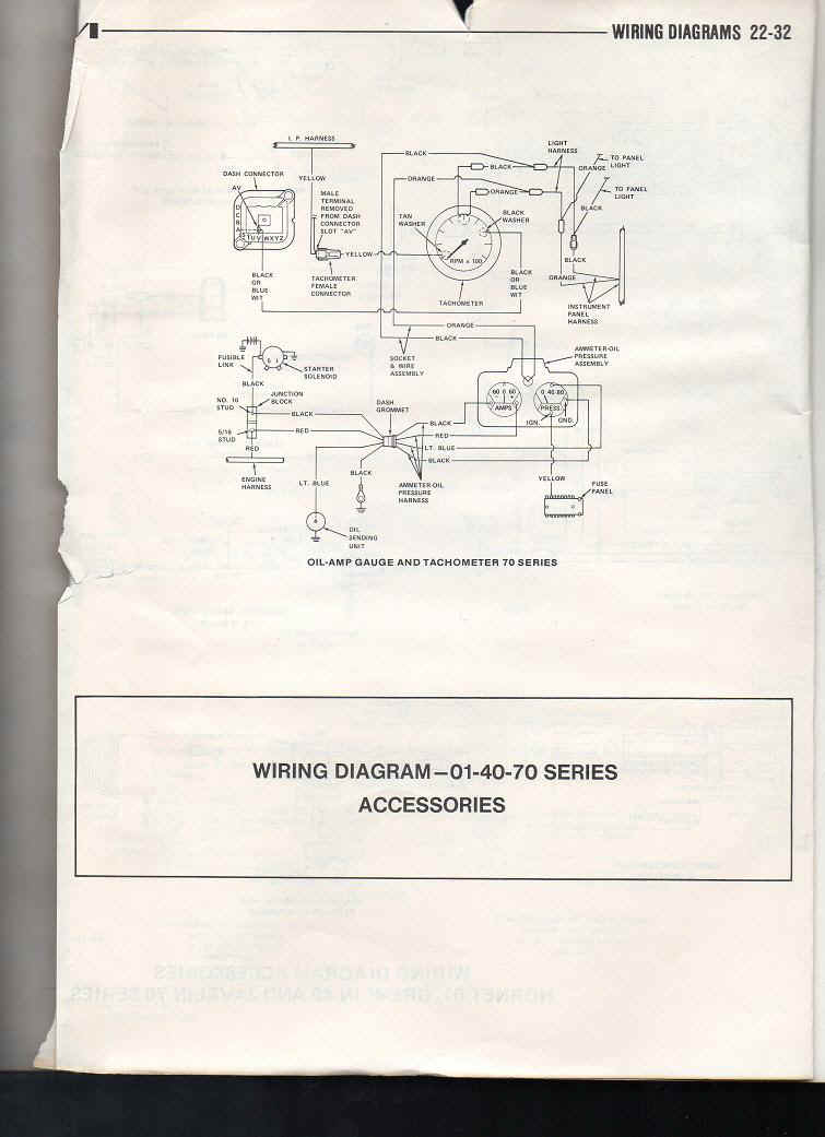 amc electrical troubleshooting amc javelin & amx wiring diagram manual