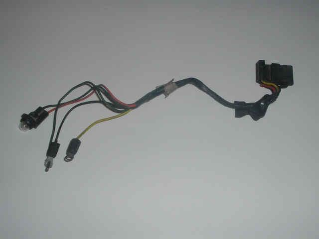 amc low fuel warning system amc wiring harness straps 1973 amc 258 wiring harness #10