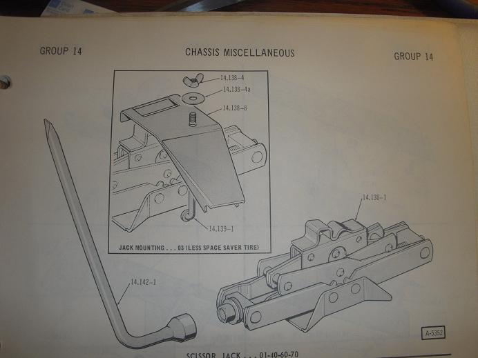 1968 Javelin Wiring Diagram
